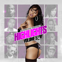 Highlights Vol. 05 HurricaneMixtapes.com front cover