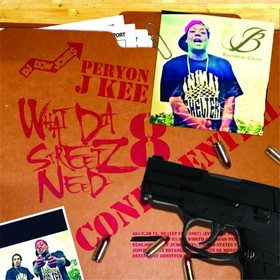 What Da Streets Need 8 DJ Dow Jones front cover