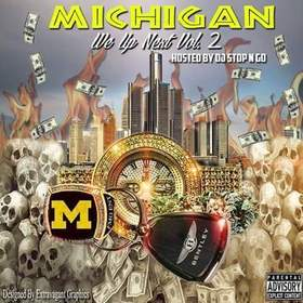 Michigan We Up Next Vol.2 FMG Rich  front cover