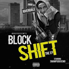Block Shift: The EP SwampSideKemo front cover