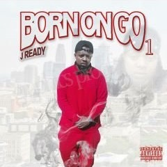 Who Really J Ready front cover