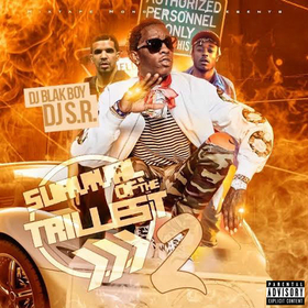 Survival Of The Trillest 2 DJ S.R. front cover