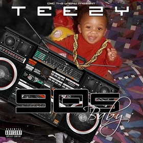 90's Baby Teezy Montanna front cover