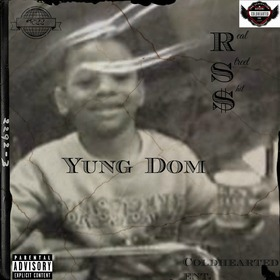 Real Street Shit Yung Domm front cover