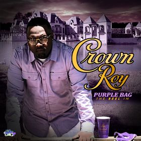 Purple Bag: The Reel In Crown Roy front cover