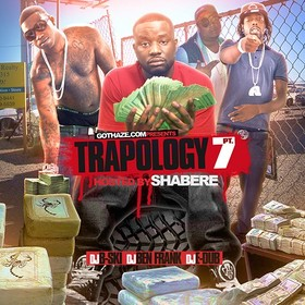 Trapology 7 DJ B-Ski front cover