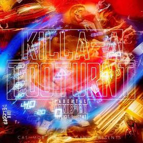 "Killa-A ""TooTurnt"" MellDopeAF front cover"