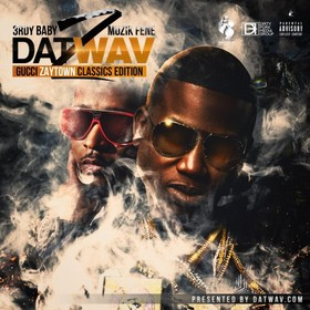DatWAV 2 3rdy Baby front cover