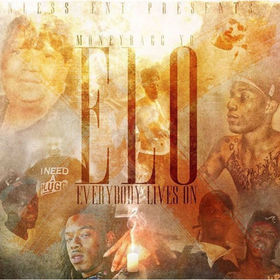 ELO (Everybody Lives On) MoneyBagg Yo front cover