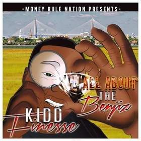 """MRN KiddFinesse """"All About The Benjiz"""" MellDopeAF front cover"""