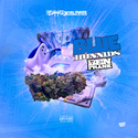 Blue Hunnids Plugged Worldwide front cover