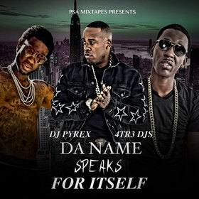 Da Name Speaks For Itself Various Artists front cover