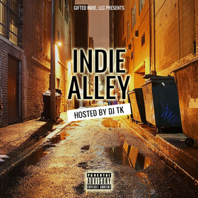 Indie Alley Various Artists front cover