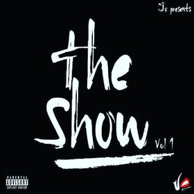 Jo Presents: The Show DJ Ricky Allenz front cover