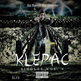 Klepac Singles Vol. 6 (Hosted by TrePounds of Fetti Gang) Klepac front cover