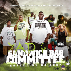 Y.A.D. & Sandwich Bag Committee Sandwich Bag Committee front cover