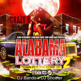Alabama Lottery 2 Crazy K front cover