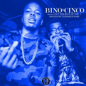 Out The Blue Bino Rideaux front cover