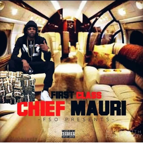 Chief Mauri - First Class Heavy G front cover