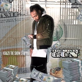 The Money Gun Krazo front cover