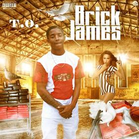 T.3.O Brick James hosted By Dj young Cee Dj Young Cee front cover