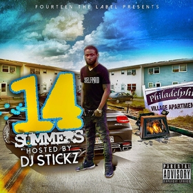14 Summers Self Paid Rob front cover