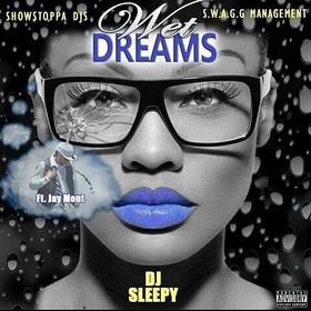 WET DREAMS Various Artists front cover
