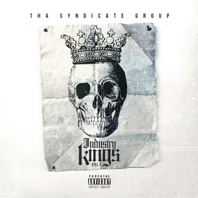 Industry Kings Vol.1 DJ Infamous front cover