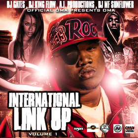 OMA International Link Up Vol 1 Various Artists front cover