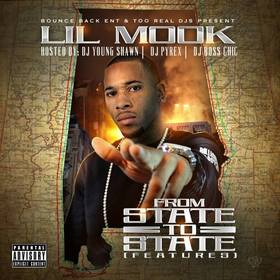 From State To State (Features) Lil Mook front cover