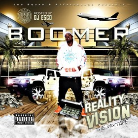 Reality Vision Boomer front cover
