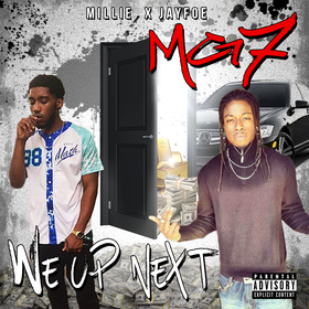 We Up Next MG7 front cover