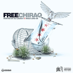 Free ChiRaq Various Artists front cover