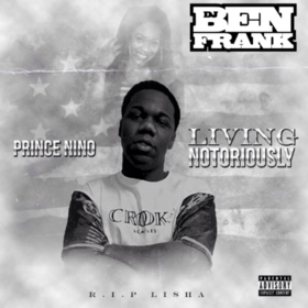 Living Notoriously Prince Nino front cover