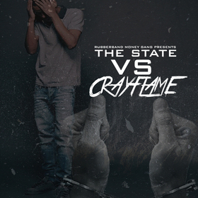 The State Vs. CrayFlame Lil Cray front cover