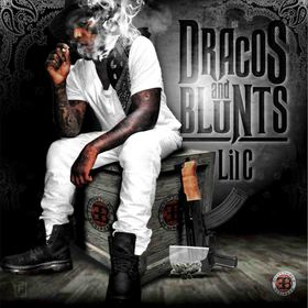 LiL C-  Dragos & Blunts Dj Young Cee front cover