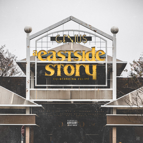A Eastside Story (Deluxe Edition) GENIUS front cover