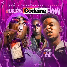 Codeine Flow DJ P Exclusivez front cover