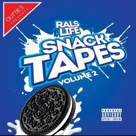 Snack Tapes Vol. 2 Rals Life front cover