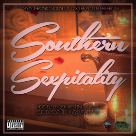 Southern Sexpitality DJ Evryting Criss front cover