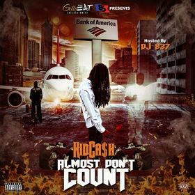 Almost Don't Count Kid Cash front cover