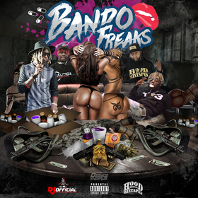 Bando Freaks DJ Official front cover