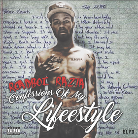 Confessions Of My Lifestyle Roadboi Razta front cover