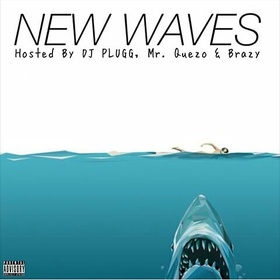 New Waves Mr. Quezo front cover