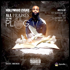 All Praises To The Plug Hollywood Evans front cover