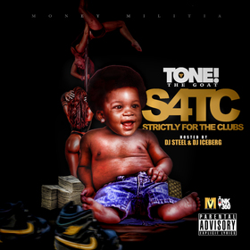 S4TC (Strictly 4 The Club) Tone The Goat front cover