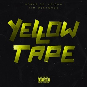Yellow Tape Ponce DeLeioun front cover