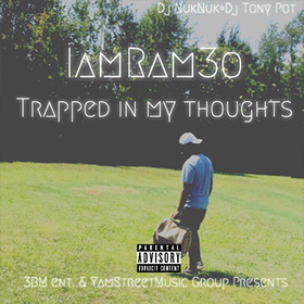 Trapped In My Thoughts IAmRam3o front cover