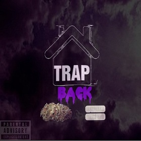 Trap Back DjHunnitK front cover
