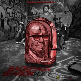 Backpack Season Volume 1 #HipHop DJ Cinco P Beatz front cover